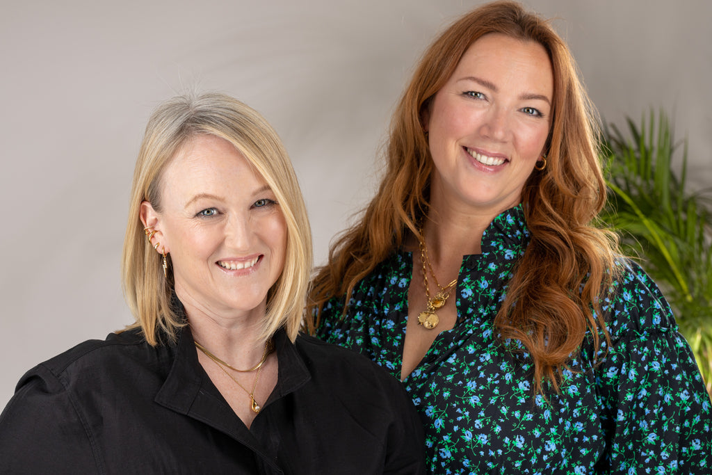 Jessica Pearce and Lucy Lee Founders of Scream Pretty