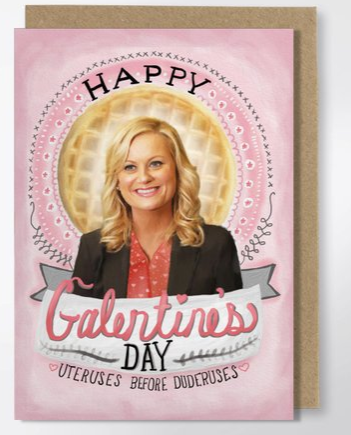 Galentines Day Card Etsy
