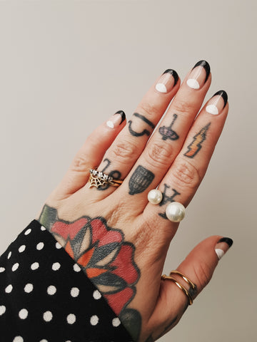 Scream Pretty Rings Sammi Jefcoate
