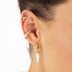 Opal Ear Cuff Scream Pretty