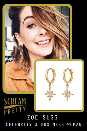 Zoe Sugg Scream Pretty Jewellery
