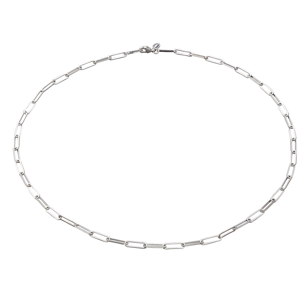 Long Link Chain Choker