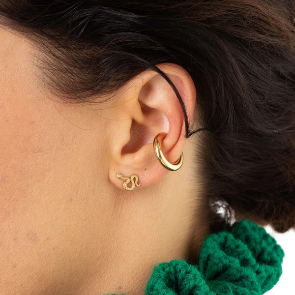 Chunky Single Ear Cuff