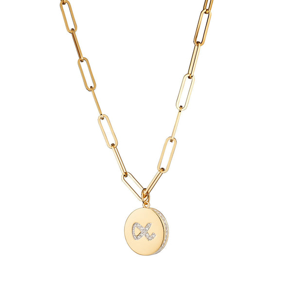 Hannah Martin Love Always Necklace