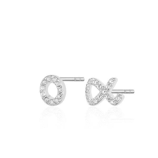 Hannah Martin Hugs & Kisses Stud Earrings