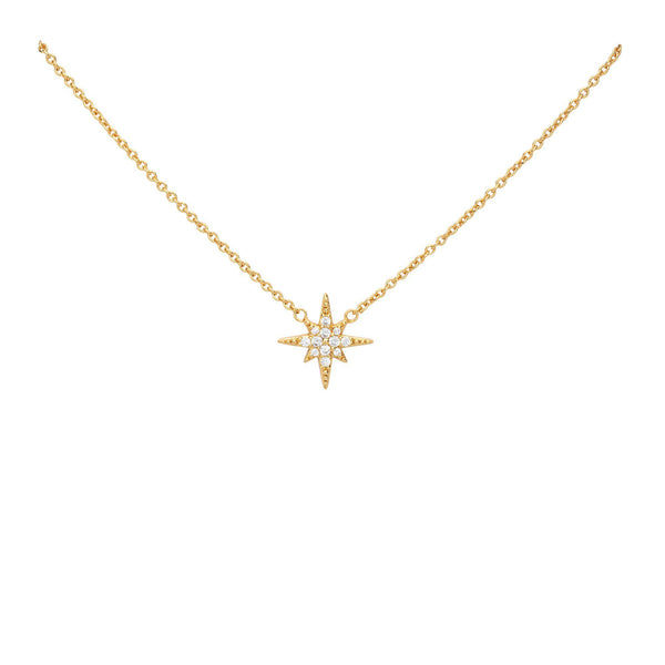 Starburst Necklace with Slider Clasp - Scream Pretty