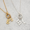 Eternity Charm Collector Necklace