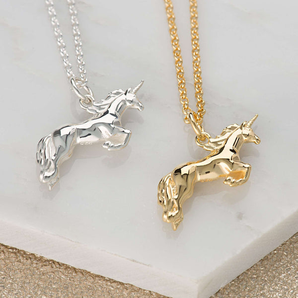 Unicorn Necklace - Scream Pretty