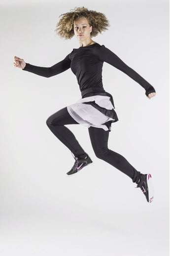 Skirted legging | Modest activewear