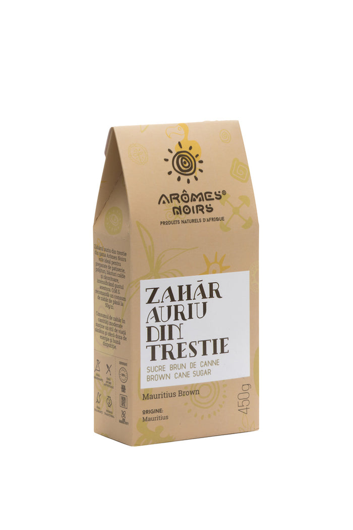 Zahăr Auriu din trestie Golden Granulated