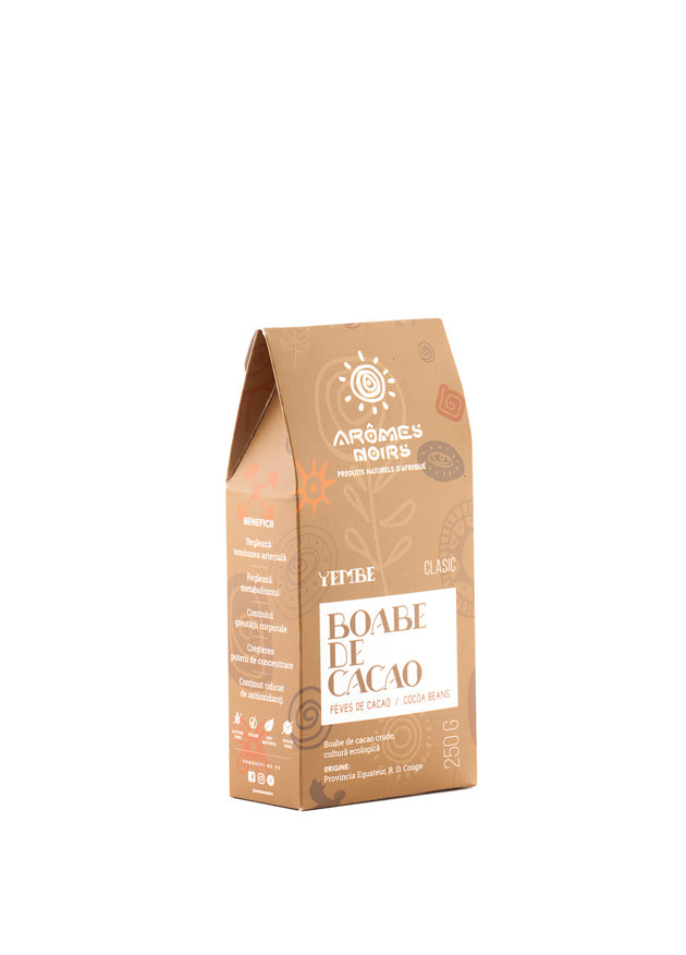 Boabe de cacao Aromes Noirs Classic