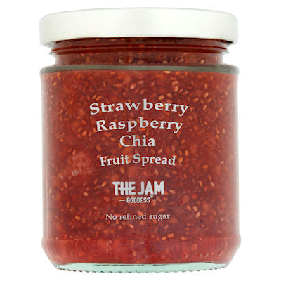 Strawberry Raspberry & Chia