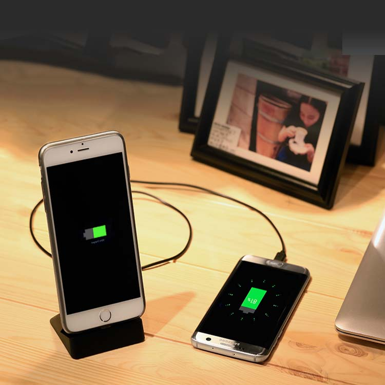 Wallor Dual Wireless Charger