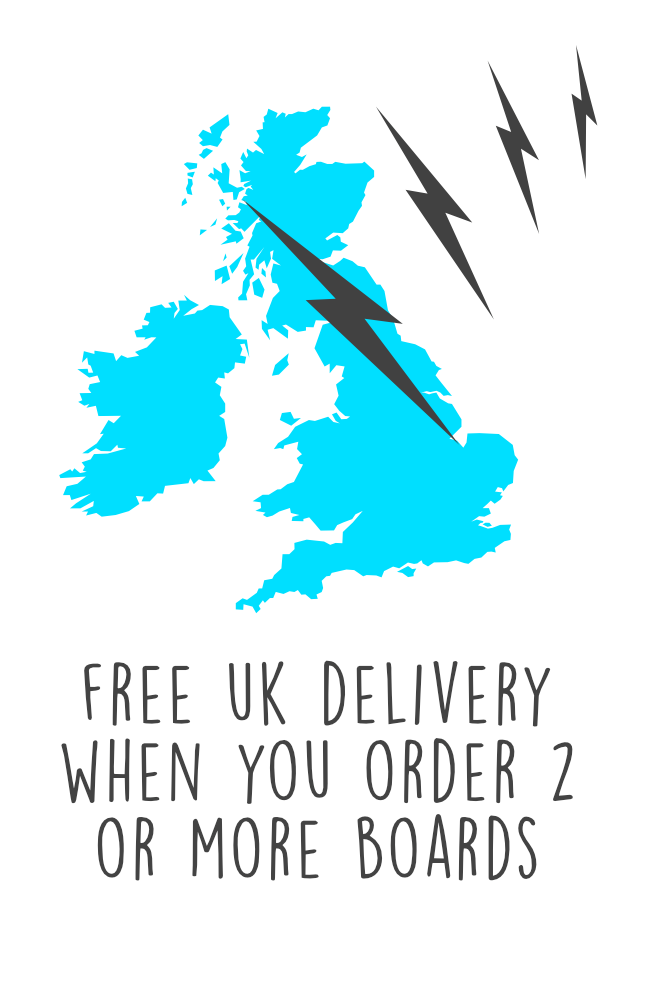 Free UK shipping for Axiski