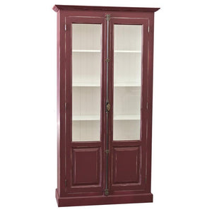 Ruskin Bookshelf with Crémone Locks-Cozy Home Dubai