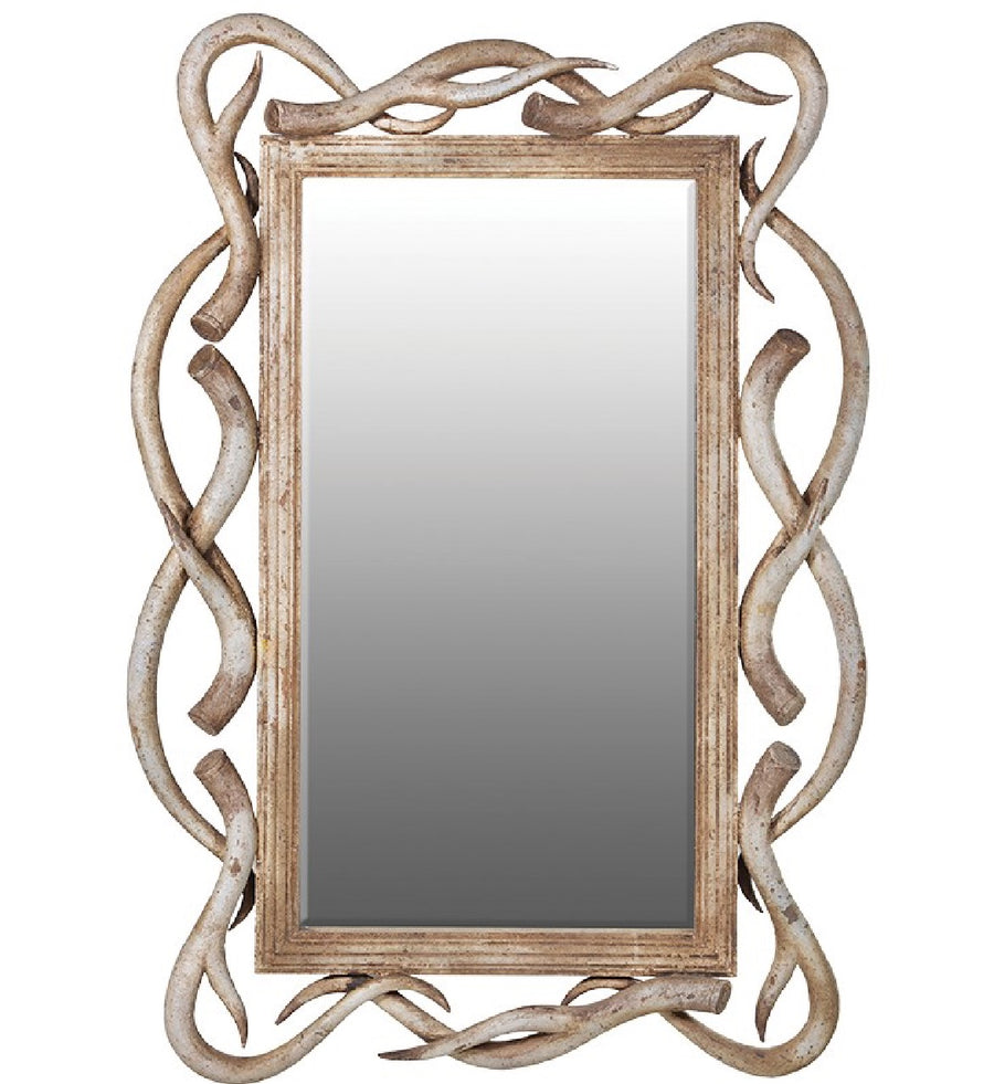 Antler Mirror-Cozy Home Dubai