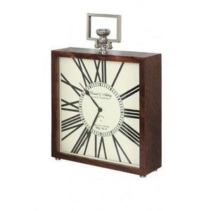 Hilton Table Clock