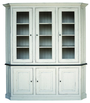 Maxim Showcase 3 Door Cabinet