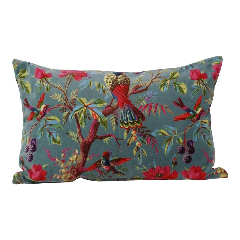 Birds in Paradise cushion-Cozy Home Dubai