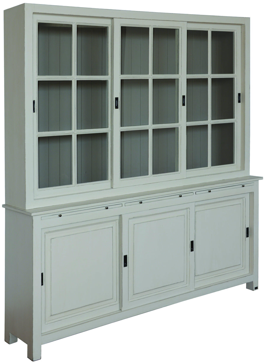 Sophie Modern Display Cabinet-Cozy Home Dubai