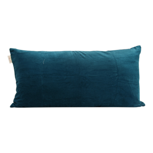 Oversized Teal Cushion