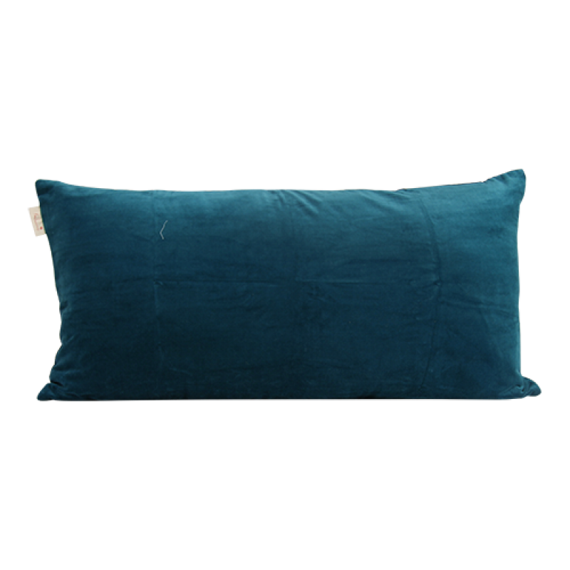 Oversized Teal Cushion-Cozy Home Dubai