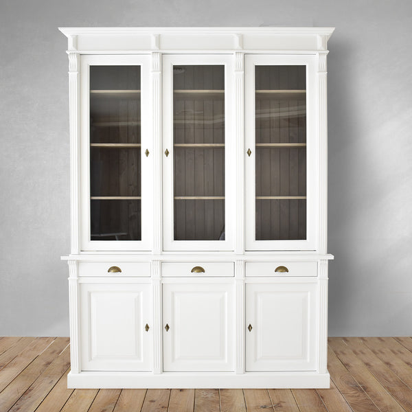 classic style cabinets dubai, solid wood and high quality