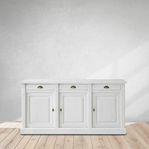 white sideboard dubai, storage units dubai