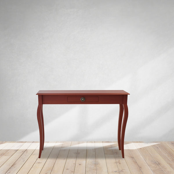 Entryway Console Red