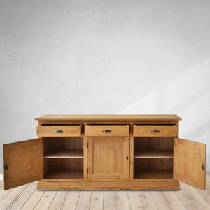 dubai furniture store, sideboard from Europe