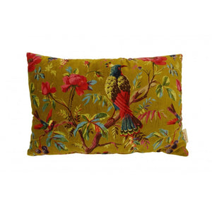 Birds in Paradise Cushion