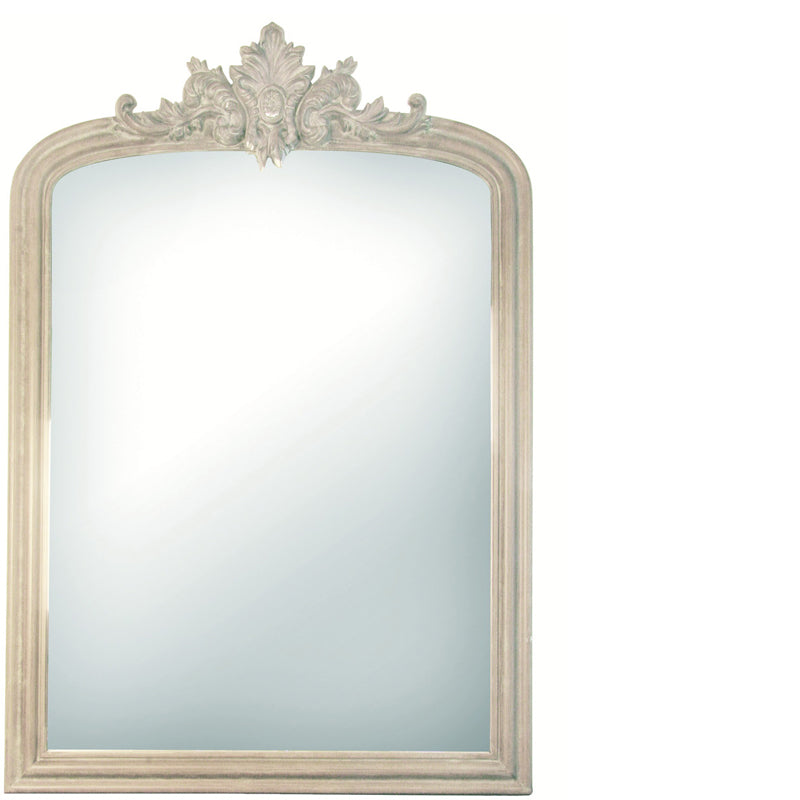 Versailles Mirror in Grey