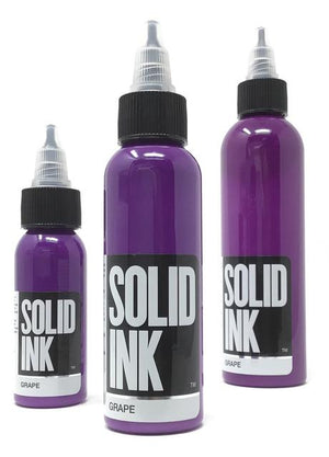 Solid Ink Grape
