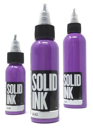 Solid Ink Lilac