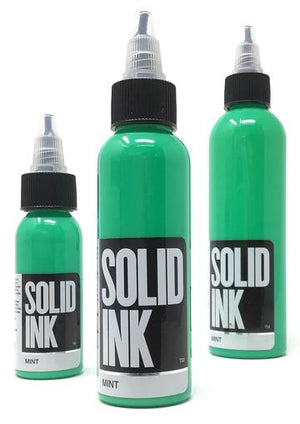 Solid Ink Mint