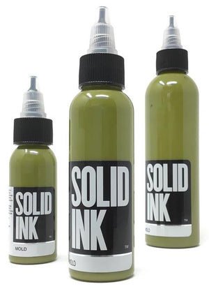 Solid Ink Mold