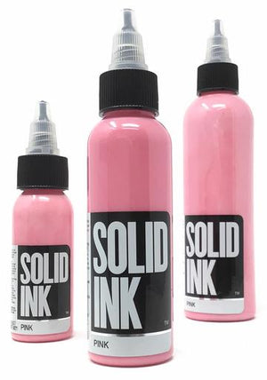 Solid Ink Pink
