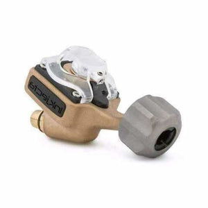 Inkjecta Flite Nano Elite Rotary Tattoo Machine Blast Brass - Tattoo Machine