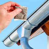 Gutter / Drain Cleaner Bags For Clearing / Unblocking Guttering - Unclogs With Biological Enzymes