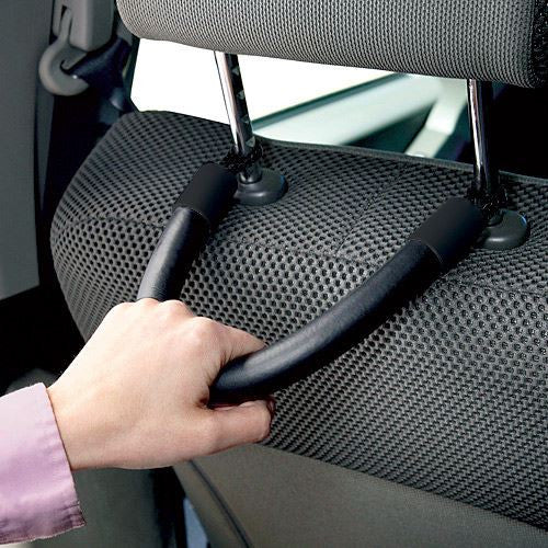 Set of 2 Car Headrest Handles To Help Rear Seat Passengers Get In And Out Of Vehicle More Easily