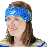 Migraine Relief Wrap - Therapeutic Hot / Warm / Cold Relief for Headache / Sinus