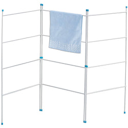 Clothes Airer Drier Drying Rack Rail Airing Horse Cloth Radiator