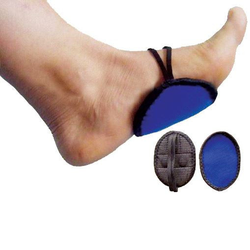 Two Magnetic Foot Arch Support Pads