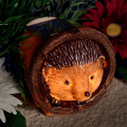 Hedgehog Solar Garden Light Animal Decoration Solar Powered LED