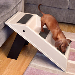 Portable Pet Folding Dog Cat Steps Step Stairs Lightweight