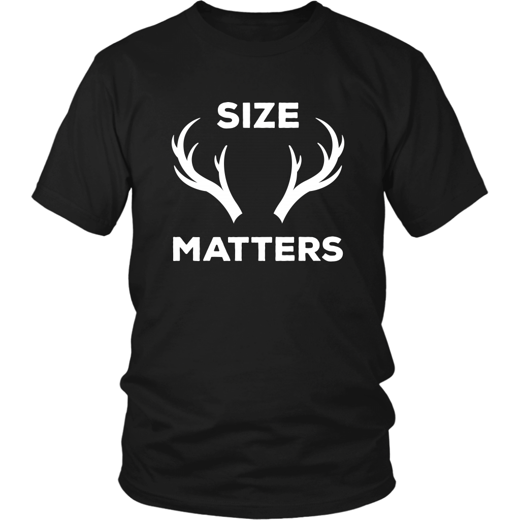 Size Matters Hunting Shirt | Heroic Defender