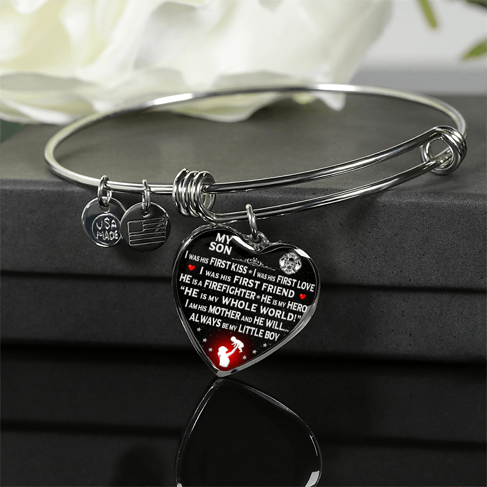 marine s cunique bangle gifts charm bracelet image u products mom store bangles