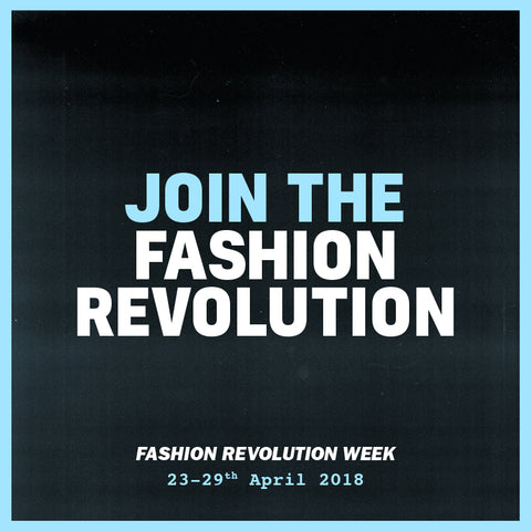 ONE ONE ONE - Join the Fashion Revolution
