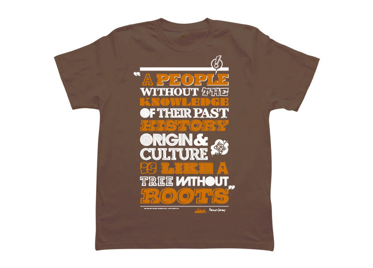 ONE ONE ONE Garvey Knowledge tshirt