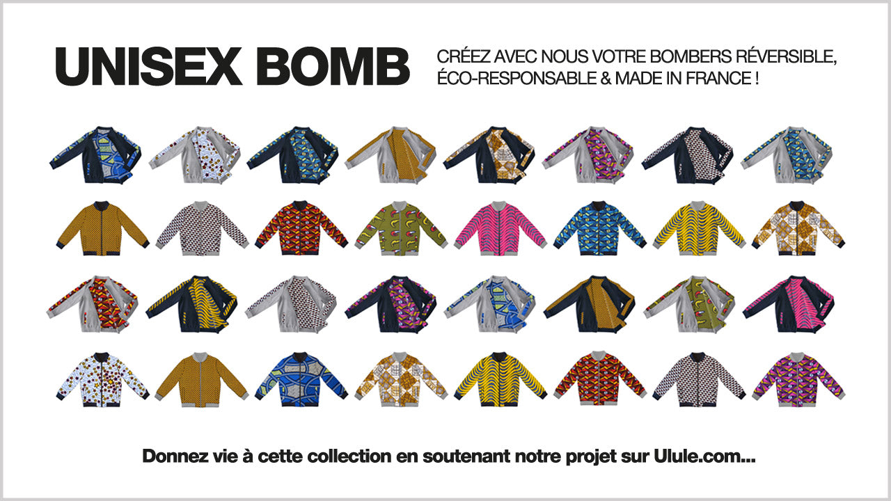 ONE ONE ONE - Unisex Bomb sur Ulule